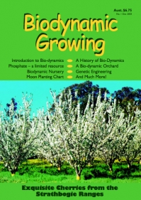 Biodynamic Growing Issue 1